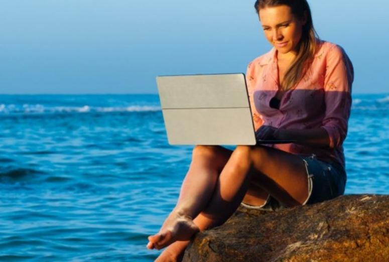 Trabajar en julio podría ser bueno para la salud
