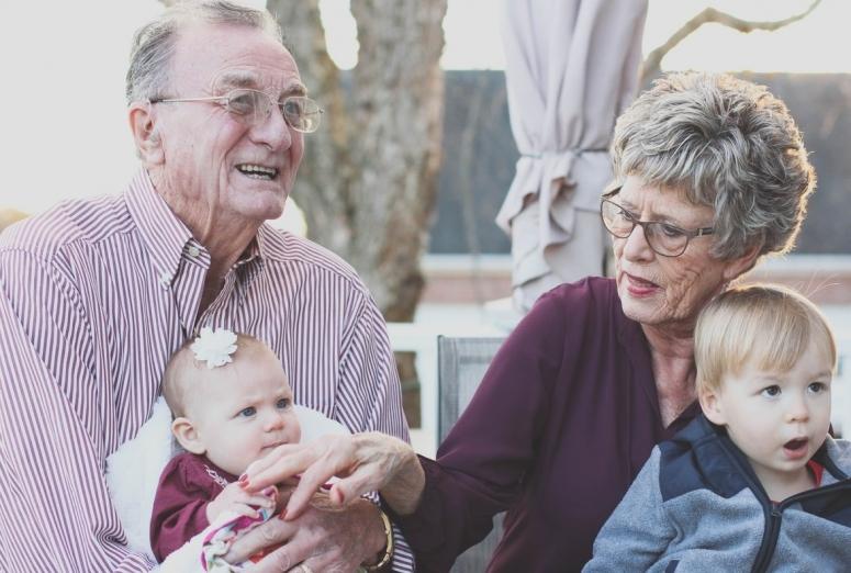 Los abuelos, un gran tesoro
