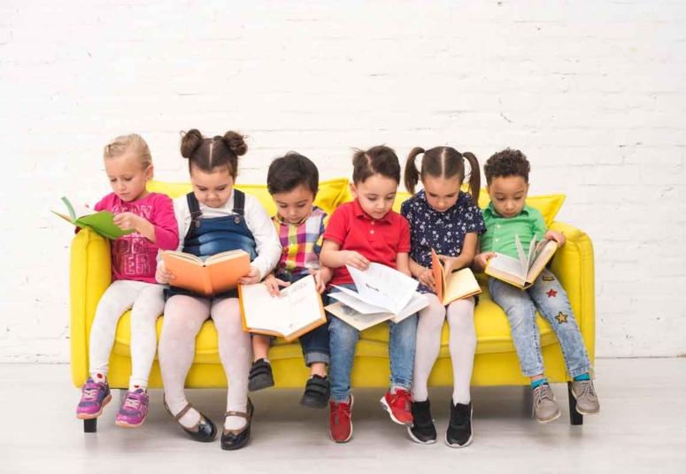 Los 3 grandes beneficios de la lectura compartida