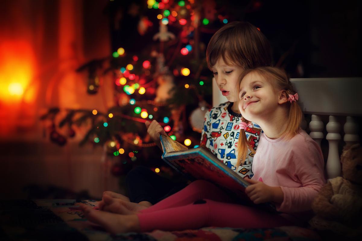 Regalar libros a los niños esta Navidad